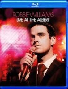 Live at the Albert - de Robbie Williams