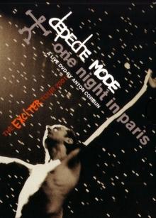 One night in Paris. The exciter tour 2001 - de Depeche Mode