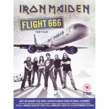 Flight 666 the film - de Iron Maiden