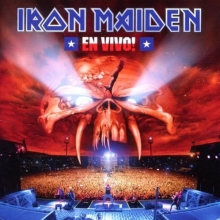 En Vivo! - de Iron Maiden