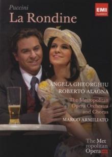 Puccini La Rondine - de Angela Gheorghiu,Roberto Alagna, the Metropolitan Opera live 2008