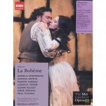 Puccini La Boheme - de Angela Gheorghiu,Ainhoa Arteta,Ramon Vargas-  Live the Metropolitan 2008