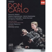 Verdi Don Carlo - de Rolando Vilazon,Marina Poplayskaya,Simon Keenlyside-Royal Opera House 2012