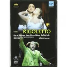Verdi Rigoletto - de Diana Damrau,Juan Diego Florez