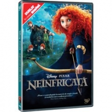 Neinfricata - de Brave-Emma Thompson,Kelly Mcdonald, Billy Connolly