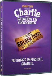 Charlie si fabrica de ciocolata - de Charlie and the Chocolate Factory:Johnny Depp,Freddie Highmore