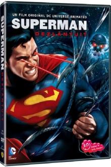 Superman dezlantuit - de Superman:Unbound:Matt Borner,Molly  C.Quinn