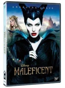 Maleficent - de Maleficent:Angelina Jolie