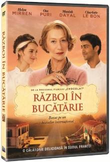 Razboi in bucatarie - de The Hundred-Foot of Journey:Helen Mirren,,Om Purj,Manish Dayal
