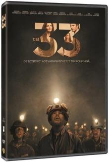 Cei 33 - de The 33:Antonio Banderas,Juliette Binoche,James Brolin