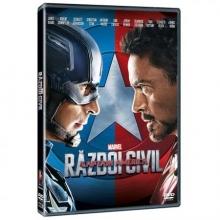 Captain America:Razboiul civil - de Captain America-Civil War:Chris Evans,Robert Downey jr.,Scarlett Johanson etc.