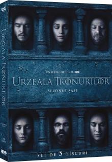 Urzeala tronurilor - Sezonul 6 - de Game of Thrones-Season 6:Emilia Clarke, Peter Dinklage, Kit Harington