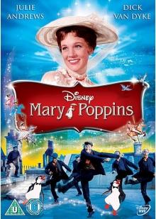 Mary Poppins - de Mary Poppins:Julie Andrews,Dick van Dyke