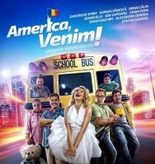 America,venim! - de Gheorghe Ifrim,Adrian Vancica,Mihai Calin,Ioana Blaj,Stefan Giurgiu/Razvan Savescu