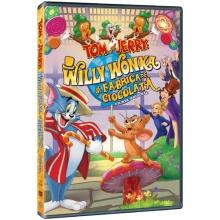 Tom si Jerry si fabrica de ciocolata - de Tom si Jerry:Willy Wonka