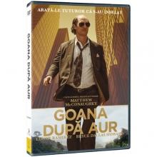 Goana dupa aur - de Gold Official:Matthew McConaughey,Edgar Ramirez