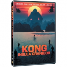 Kong:Insula craniilor - de Kong:Skull Island:Tom Hiddleston,Samuel L.Jackson,John Goodman,Brie Larson,John C.Reilly