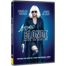 Atomic blonde:Agenta sub acoperire - de Atomic Blonde:John Goodman, James McAvoy, Charlize Theron