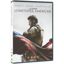 Lunetistul american - de American Sniper:Bradley Cooper, Sienna Miller, Kyle Gallner