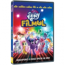 My Little Pony:Filmul - de My Little Pony:Movie:Zoe Saldana, Kristin Chenoweth, Emily Blunt
