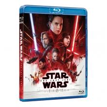 Razboiul stelelor:Ultimii Jedi - de Star Wars:The Last Jedi:Daisy Ridley, John Boyega, Mark Hamill