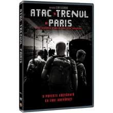 Atac in trenul de Paris - de 15:17 to Paris:Alek Skarlatos, Anthony Sadler, Spencer Stone