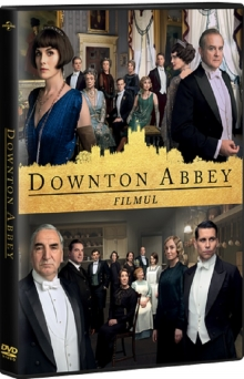 Downton Abbey - de Downton Abbey:Matthew Goode, Maggie Smith, Elizabeth McGovern