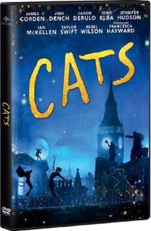Cats - de Cats:James Corden, Rebel Wilson, Judi Dench, Idris Elba, Ian McKellen