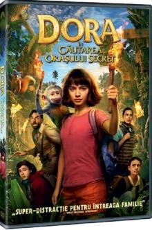 Dora in cautarea orasului secret - de Dora and the Lost City of Gold:Isabela Merced, Eugenio Derbez