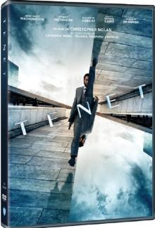 Tenet - de Tenet:John David Washington,Robert Pattinson,Elizabeth Debicki etc