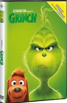 Grinch - de Grinch:Rashida Jones, Benedict Cumberbatch