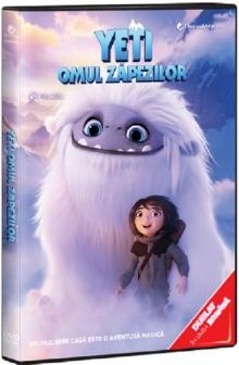 Yeti-Omul zapezilor - de Abominable:Chloe Bennet, Albert Tsai, Tenzing Norgay Trainor
