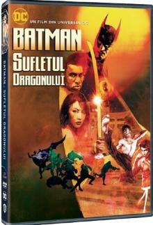 Batman:Sufletul dragonului - de Batman: Soul of the Dragon