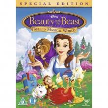 Frumoasa si Bestia- Belle si lumea ei magica - de Walt Disney