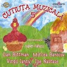 Volumul 5 - de Cutiuta Muzicala