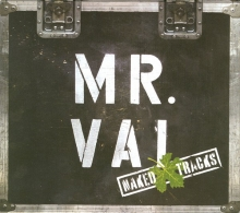 Naked tracks (5CD) - de Steve Vai