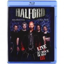 Live at Rock in Rio Resurrection World Tour - de Halford