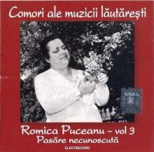 Pasare necunoscuta- vol.3 - de Romica Puceanu