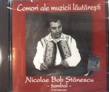 Comori ale muzicii lautaresti - de Nicolae Bob Stanescu