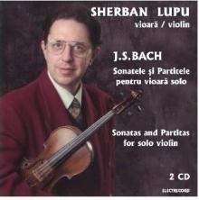 J.S.Bach- Sonatele si partitele penrtu vioara solo - de Sherban Lupu