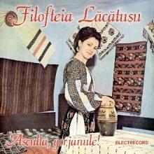 Asculta, gorjanule! - de Filoftea Lacatusu
