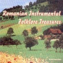 Romanian Instrumental Folklore Treasure - de Various