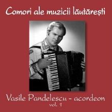 Comori ale muzicii lautaresti - vol 1 - de Vasile Pandelescu
