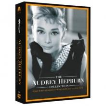 The Audrey Hepburn Collection ( 3 DVD ) - de Parisul zgomotos; Razboi si pace; Funny Face