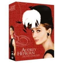 Audrey Hepburn -The Ruby Collection ( 3 DVD )    - de Sabrina; Vacanta la Roma; Mic dejun la Tiffany