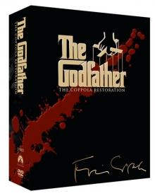 Nasul - de The Godfather(3DVD)