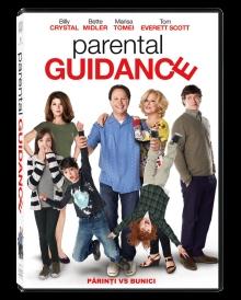 Parinti vs bunici - de Parental Guidance:Billy Crystal,Bette Midler