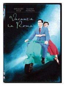 Vacanta la Roma - de Roman Holiday:Gregory Peck,Audrey Hepburn