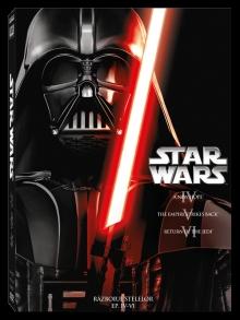Razboiul stelelor- ep. 4-5-6 - de Star Wars -ep. 4-5-6