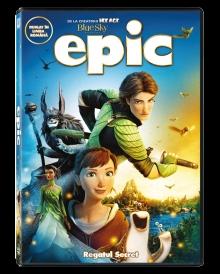 Regatul secret - de Epic